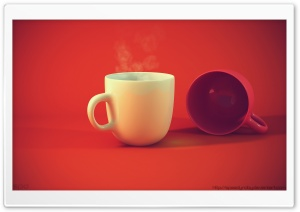 Hot Coffee HD Wide Wallpaper for Widescreen