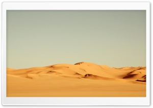 Hot Desert HD Wide Wallpaper for Widescreen