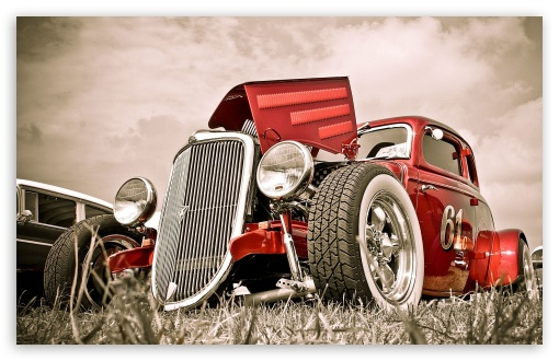 Hot Rod Car HD wallpaper for Wide 16:10 5:3 Widescreen WHXGA WQXGA WUXGA WXGA WGA ; HD 16:9 High Definition WQHD QWXGA 1080p 900p 720p QHD nHD ; Standard 3:2 Fullscreen DVGA HVGA HQVGA devices ( Apple PowerBook G4 iPhone 4 3G 3GS iPod Touch ) ; Mobile 5:3 3:2 16:9 - WGA DVGA HVGA HQVGA devices ( Apple PowerBook G4 iPhone 4 3G 3GS iPod Touch ) WQHD QWXGA 1080p 900p 720p QHD nHD ;