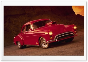 Hot Rod Car HD Wide Wallpaper for Widescreen