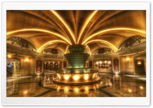 Hotel In Las Vegas HD Wide Wallpaper for Widescreen