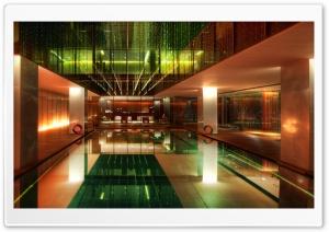 Hotel Lobby Ultra HD Wallpaper for 4K UHD Widescreen desktop, tablet & smartphone