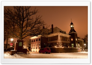Hotel T Lansink, Hengelo, Netherlands HD Wide Wallpaper for Widescreen