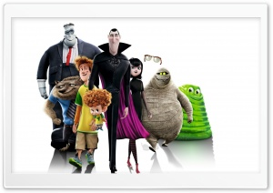 Hotel Transylvania 2 Movie Ultra HD Wallpaper for 4K UHD Widescreen desktop, tablet & smartphone