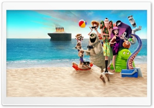 Hotel Transylvania 3 Summer Vacation 2018 HD Wide Wallpaper for 4K UHD Widescreen desktop & smartphone