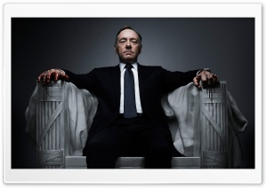 House of Cards TV Show   Kevin Spacey as Francis Underwood HD Wide Wallpaper for Widescreen