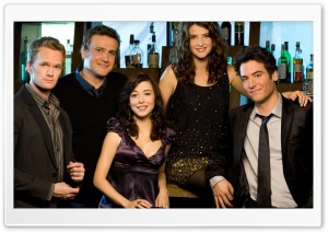 How I Met Your Mother HD Wide Wallpaper for Widescreen