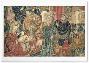 How People Lived Art HD Wide Wallpaper for 4K UHD Widescreen desktop & smartphone