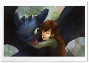 How To Train Your Dragon HD Wide Wallpaper for 4K UHD Widescreen desktop & smartphone