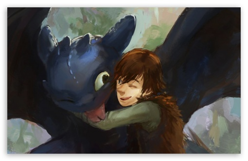 Download How To Train Your Dragon HD Wallpaper