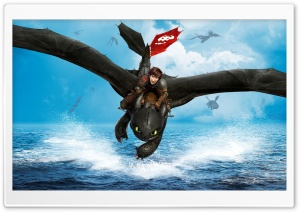 How to Train Your Dragon 2 2014 HD Wide Wallpaper for 4K UHD Widescreen desktop & smartphone