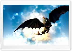 How to Train Your Dragon Movie HD Wide Wallpaper for 4K UHD Widescreen desktop & smartphone