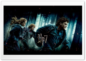 HP7 HD Wide Wallpaper for Widescreen