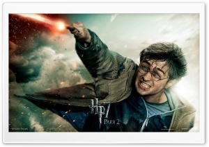 HP7 Part 2 Harry Potter HD Wide Wallpaper for Widescreen