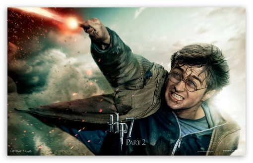 HP7 Part 2 Harry Potter HD wallpaper for Wide 16:10 5:3 Widescreen WHXGA WQXGA WUXGA WXGA WGA ; Mobile 5:3 - WGA ;