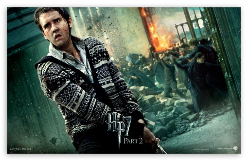 HP7 Part 2 Neville HD wallpaper for Wide 16:10 5:3 Widescreen WHXGA WQXGA WUXGA WXGA WGA ; Mobile 5:3 - WGA ;