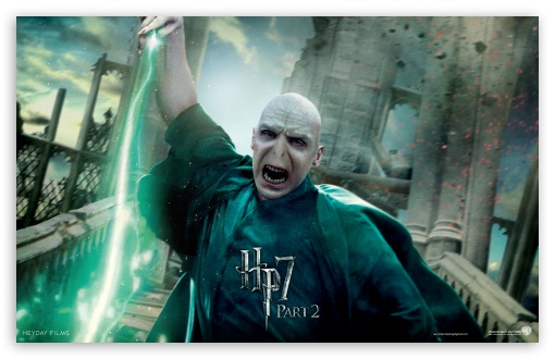 HP7 Part 2 Voldemort HD wallpaper for Wide 16:10 5:3 Widescreen WHXGA WQXGA WUXGA WXGA WGA ; Mobile 5:3 - WGA ;