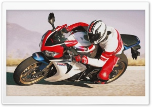 HRC Honda CBR HD Wide Wallpaper for Widescreen