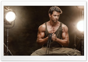 Hrithik Roshan HD Wide Wallpaper for 4K UHD Widescreen desktop & smartphone
