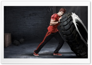 Hrithik Roshan HRX Brand HD Wide Wallpaper for 4K UHD Widescreen desktop & smartphone