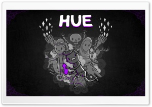 Hue Game HD Wide Wallpaper for 4K UHD Widescreen desktop & smartphone