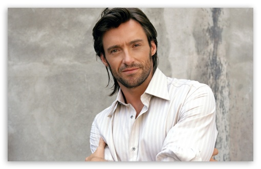 Hugh Jackman HD wallpaper for Standard 4:3 5:4 Fullscreen UXGA XGA SVGA QSXGA SXGA ; Wide 16:10 5:3 Widescreen WHXGA WQXGA WUXGA WXGA WGA ; HD 16:9 High Definition WQHD QWXGA 1080p 900p 720p QHD nHD ; Other 3:2 DVGA HVGA HQVGA devices ( Apple PowerBook G4 iPhone 4 3G 3GS iPod Touch ) ; Mobile VGA WVGA iPhone iPad PSP Phone - VGA QVGA Smartphone ( PocketPC GPS iPod Zune BlackBerry HTC Samsung LG Nokia Eten Asus ) WVGA WQVGA Smartphone ( HTC Samsung Sony Ericsson LG Vertu MIO ) HVGA Smartphone ( Apple iPhone iPod BlackBerry HTC Samsung Nokia ) Sony PSP Zune HD Zen ; Tablet 2 ;
