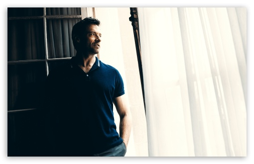 Hugh Jackman In Polo Shirt HD wallpaper for Wide 16:10 5:3 Widescreen WHXGA WQXGA WUXGA WXGA WGA ; HD 16:9 High Definition WQHD QWXGA 1080p 900p 720p QHD nHD ; Standard 4:3 5:4 3:2 Fullscreen UXGA XGA SVGA QSXGA SXGA DVGA HVGA HQVGA devices ( Apple PowerBook G4 iPhone 4 3G 3GS iPod Touch ) ; Tablet 1:1 ; iPad 1/2/Mini ; Mobile 4:3 5:3 3:2 5:4 - UXGA XGA SVGA WGA DVGA HVGA HQVGA devices ( Apple PowerBook G4 iPhone 4 3G 3GS iPod Touch ) QSXGA SXGA ;
