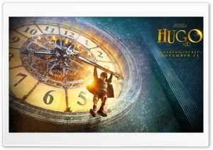 Hugo HD Wide Wallpaper for Widescreen