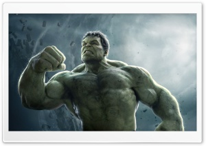 HULK HD Wide Wallpaper for Widescreen