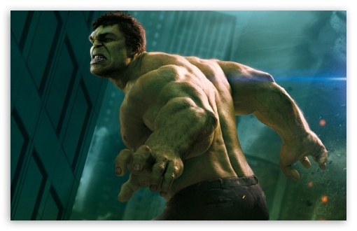 Download Hulk In The Avengers HD Wallpaper