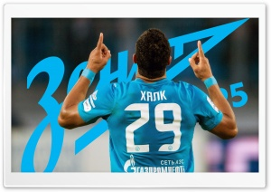 HULK Zenit Saint Petersburg HD Wide Wallpaper for Widescreen