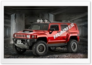 Hummer HD Wide Wallpaper for Widescreen