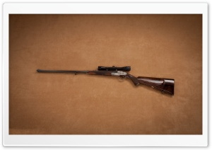 Hunting Rifles HD Wide Wallpaper for Widescreen