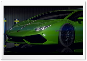 Huracan GTA 5 Mod Ultra HD Wallpaper for 4K UHD Widescreen desktop, tablet & smartphone