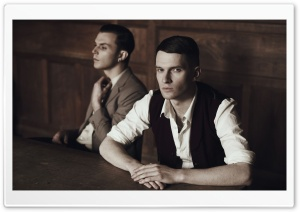Hurts Band HD Wide Wallpaper for Widescreen