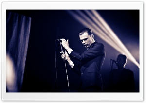 Hurts Theo Hutchcraft HD Wide Wallpaper for Widescreen