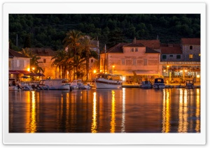 Hvar Croatia Holidays HD Wide Wallpaper for Widescreen
