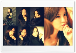 Hyomin HD Wide Wallpaper for Widescreen
