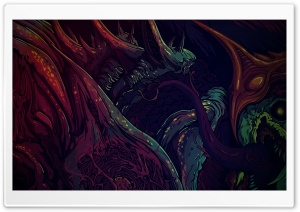 Hyper Beast HD Wide Wallpaper for 4K UHD Widescreen desktop & smartphone