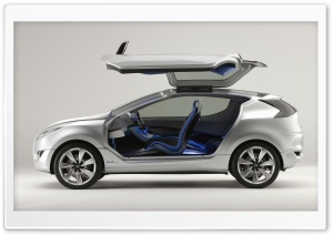 Hyundai Concept 2 HD Wide Wallpaper for Widescreen