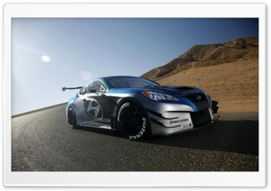 Hyundai Sport Car 4 HD Wide Wallpaper for Widescreen