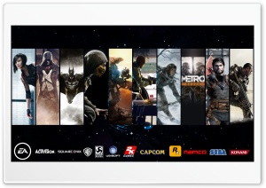I Am a Gamer Ultra HD Wallpaper for 4K UHD Widescreen desktop, tablet & smartphone