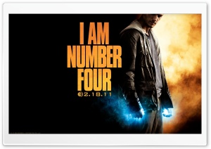 I Am Number Four HD Wide Wallpaper for 4K UHD Widescreen desktop & smartphone
