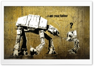 I Am Your Father HD Wide Wallpaper for 4K UHD Widescreen desktop & smartphone