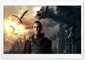 I FRANKENSTEIN Movie 2014 HD Wide Wallpaper for 4K UHD Widescreen desktop & smartphone