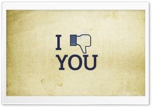 I Hate You made by SwiiX Ultra HD Wallpaper for 4K UHD Widescreen desktop, tablet & smartphone