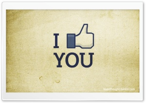 I Like You HD Wide Wallpaper for 4K UHD Widescreen desktop & smartphone