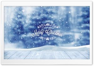 I wish you a Merry Christmas by PimpYourScreen Ultra HD Wallpaper for 4K UHD Widescreen desktop, tablet & smartphone