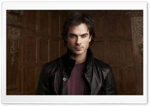 Ian Somerhalder HD Wide Wallpaper for Widescreen