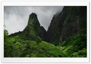 Iao Valley, Maui, Landscape Ultra HD Wallpaper for 4K UHD Widescreen desktop, tablet & smartphone